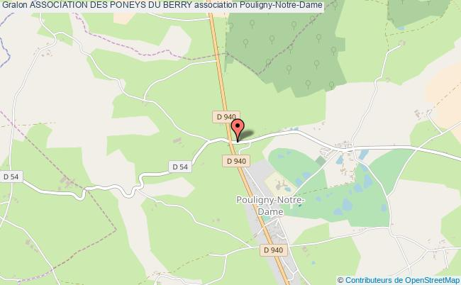 ASSOCIATION DES PONEYS DU BERRY