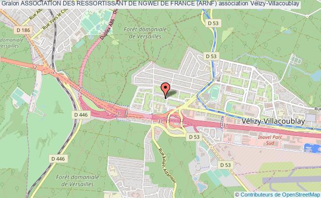 plan association Association Des Ressortissant De Ngwei De France (arnf)