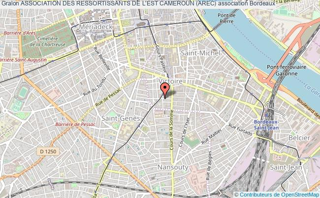 plan association Association Des Ressortissants De L'est Cameroun (arec)