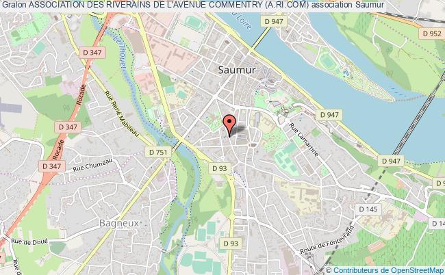 plan association Association Des Riverains De L'avenue Commentry (a.ri.com)