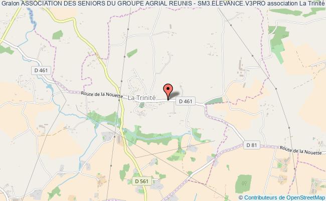 plan association Association Des Seniors Du Groupe Agrial Reunis - Sm3.elevance.v3pro La    Trinité