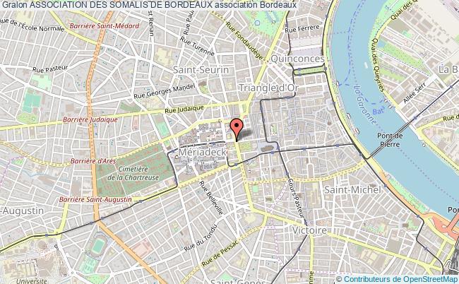 plan association Association Des Somalis De Bordeaux