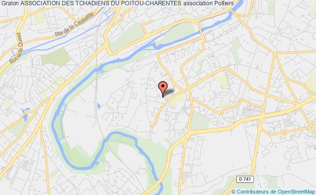 plan association Association Des Tchadiens De Poitiers (atp)