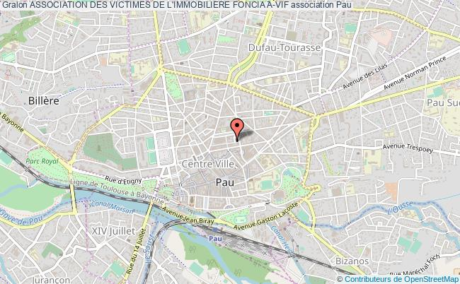 plan association Association Des Victimes De L'immobiliere Foncia A-vif