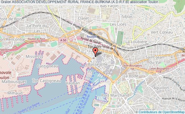 plan association Association Developpement Rural France-burkina (a.d.r.f.b)