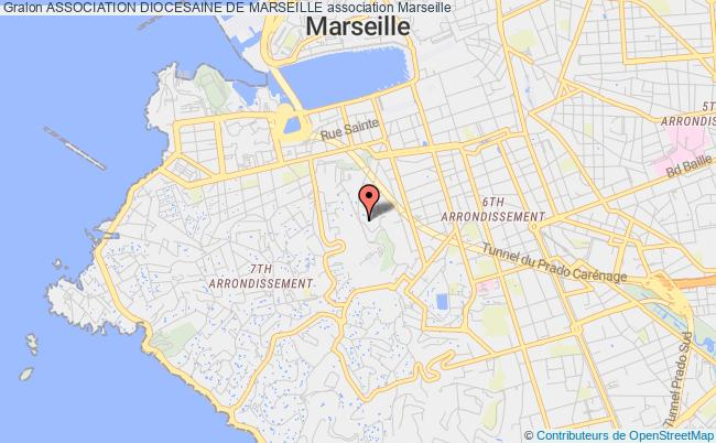 plan association Association Diocesaine De Marseille