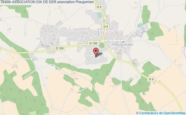 plan association Association Dix De Der
