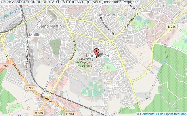 Association Du Bureau Des Etudiant E S Abde Association Campus Genre Handicap Intra Racisme Perpignan