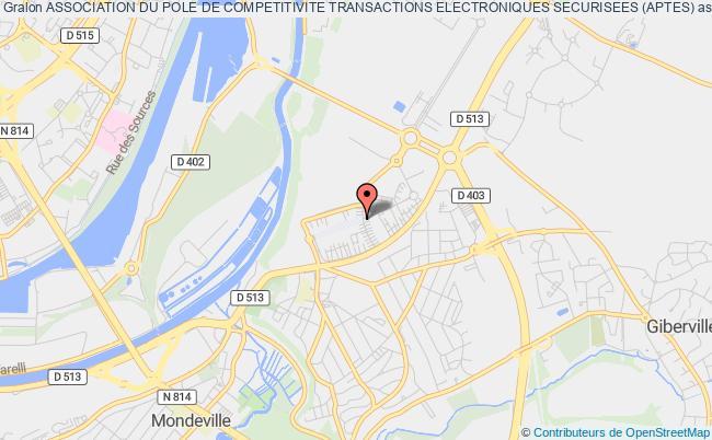 plan association Association Du Pole De Competitivite Transactions Electroniques Securisees (aptes)