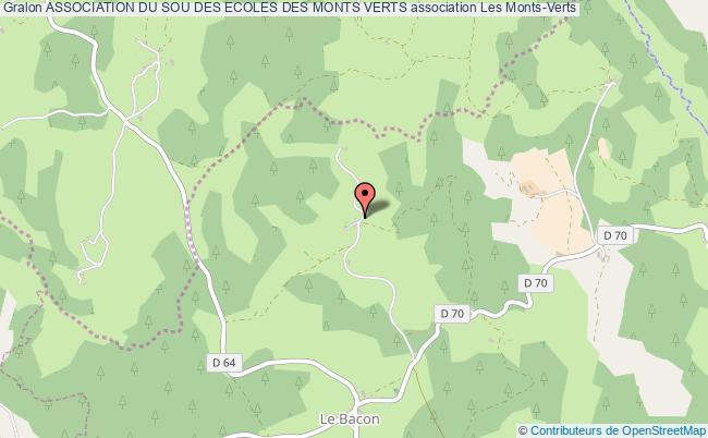 plan association Association Du Sou Des Ecoles Des Monts Verts Les   Monts-Verts