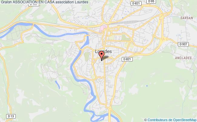 plan association Association En Casa Lourdes