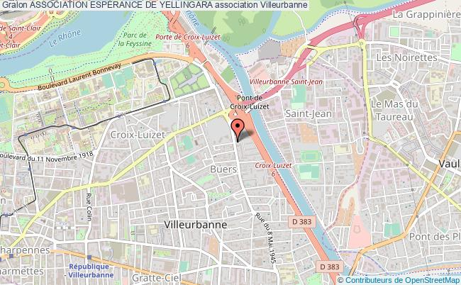 plan association Association EspÉrance De Yellingara