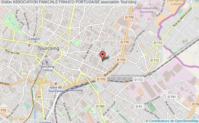 plan association Association Familiale Franco Portugaise