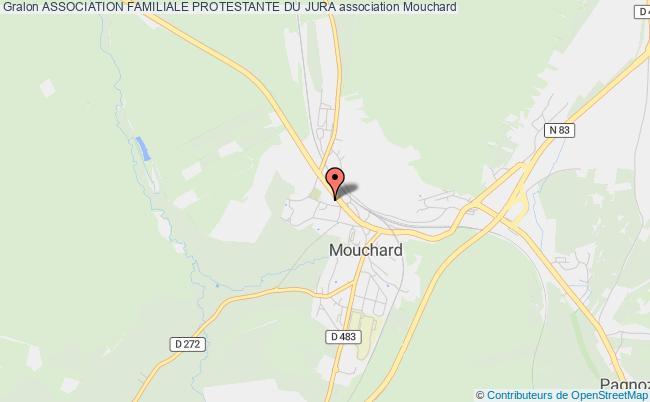 plan association Association Familiale Protestante Du Jura Dole