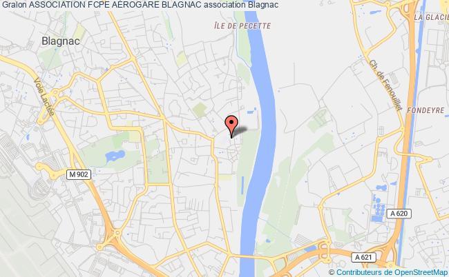 plan association Association Fcpe AÉrogare Blagnac