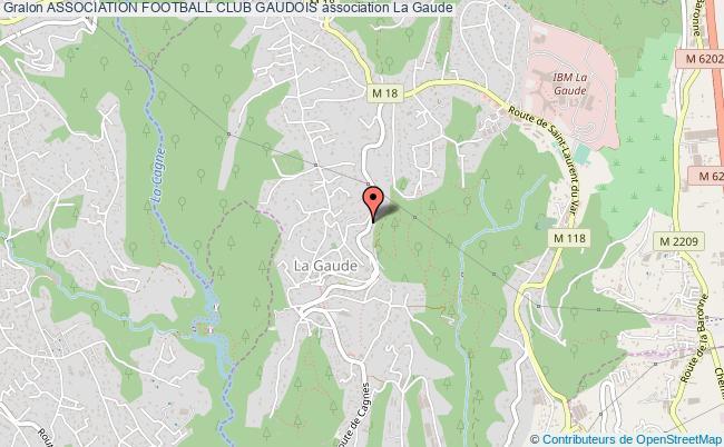 plan association Association Football Club Gaudois