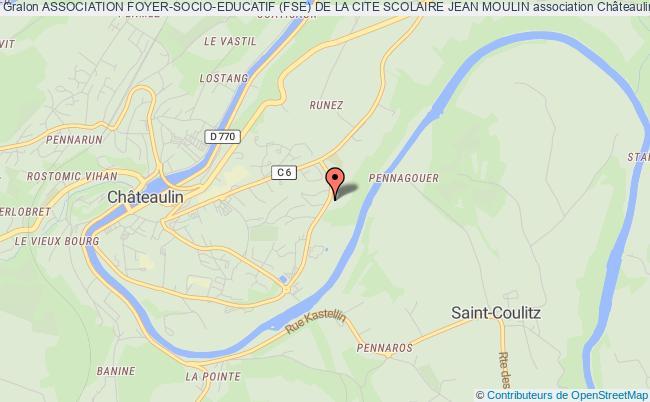plan association Association Foyer-socio-educatif (fse) De La Cite Scolaire Jean Moulin