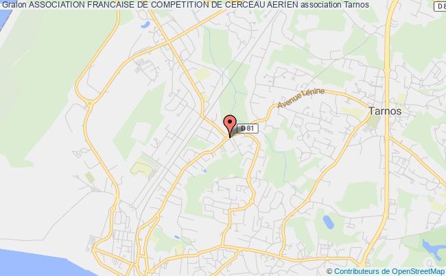 plan association Association Francaise De Competition De Cerceau Aerien