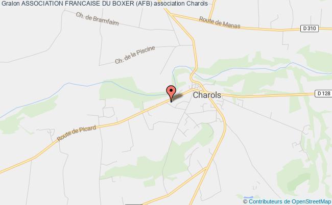 plan association Association Francaise Du Boxer (afb) Charols