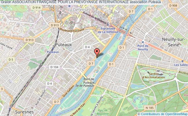 plan association Association FranÇaise Pour La Prevoyance Internationale