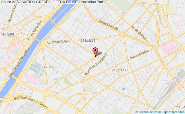 plan association Association Grenelle Felix Faure
