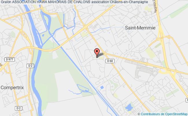 plan association Association Hawa Mahorais De Chalons