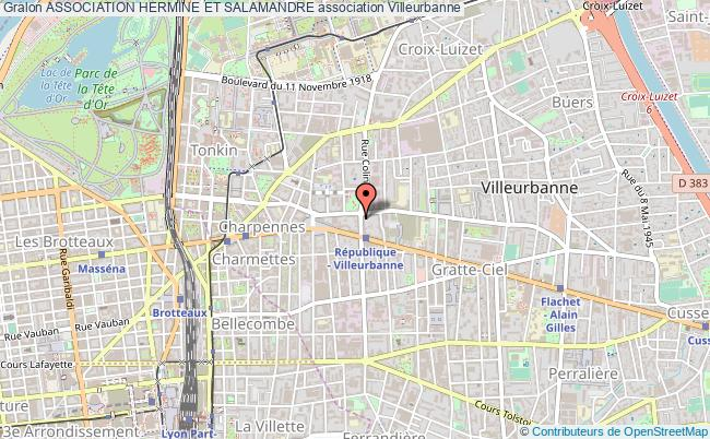 plan association Association Hermine Et Salamandre