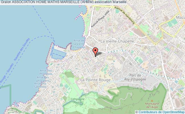plan association Association Home Maths Marseille (ahmm) Marseille
