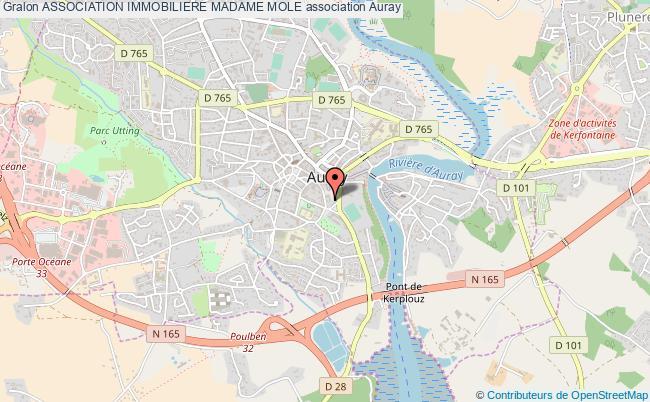 plan association Association Immobiliere Madame Mole