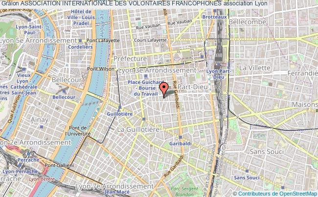 plan association Association Internationale Des Volontaires Francophones
