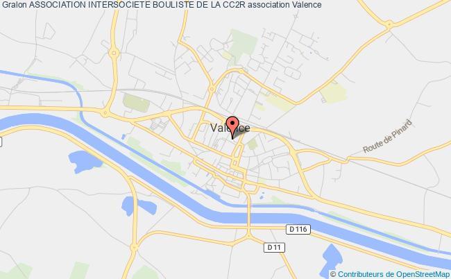 plan association Association Intersociete Bouliste De La Cc2r