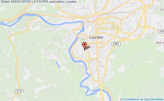plan association Association La Storta Lourdes