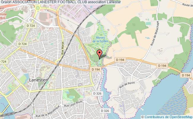 plan association Association Lanester Football Club