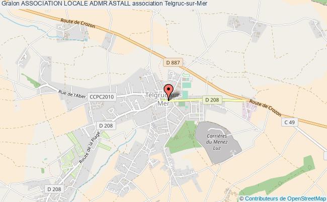 plan association Association Locale Admr Astall