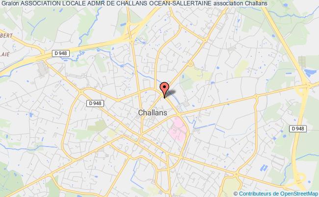 plan association Association Locale Admr De Challans Ocean
