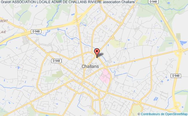 plan association Association Locale Admr De Challans Riviere