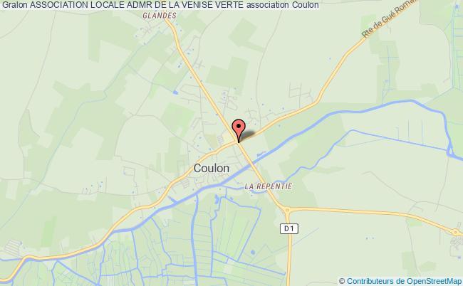 plan association Association Locale Admr De La Venise Verte