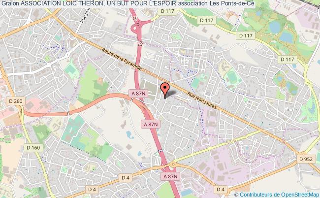 plan association Association Loic Theron, Un But Pour L'espoir