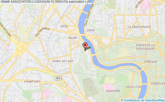 plan association Association Lugdunum Florentia