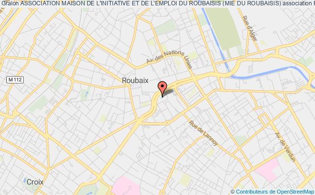 Presentation Association Association Maison De Linitiative Et De Lemploi Du Roubaisis Mie Du Roubaisis  Decembre Formation