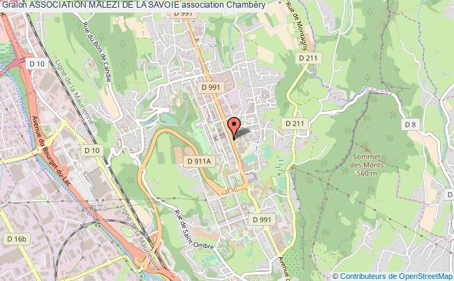 plan association Association Malezi De La Savoie