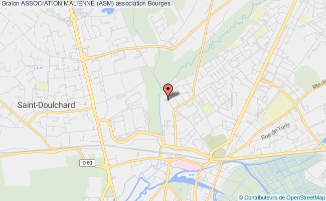 plan association Association Malienne (asm) Bourges
