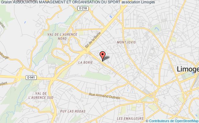 plan association Association Management Et Organisation Du Sport
