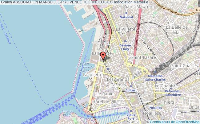 plan association Association Marseille-provence Technologies