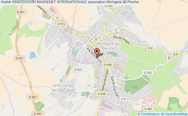 plan association Association Massenet Internationale