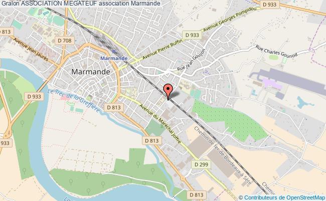 plan association Association Megateuf Marmande