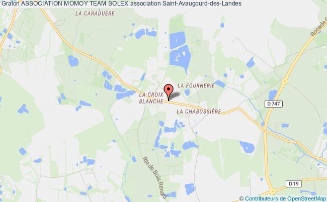 plan association Association Momoy Team Solex (m.t.s.) Celles-sur-Belle