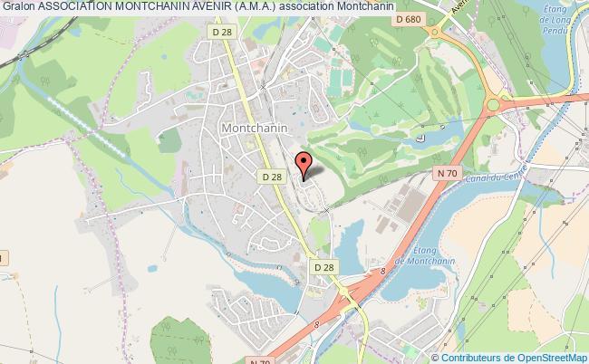 plan association Association Montchanin Avenir (a.m.a.)