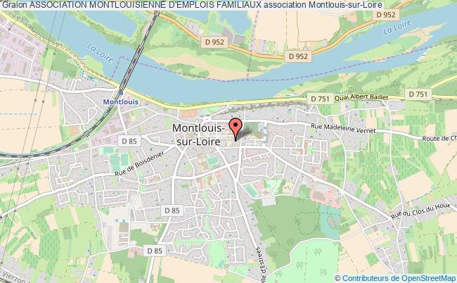 plan association Association Montlouisienne D'emplois Familiaux