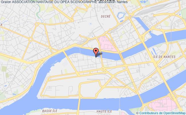 plan association Association Nantaise Du Dpea Scenographe
